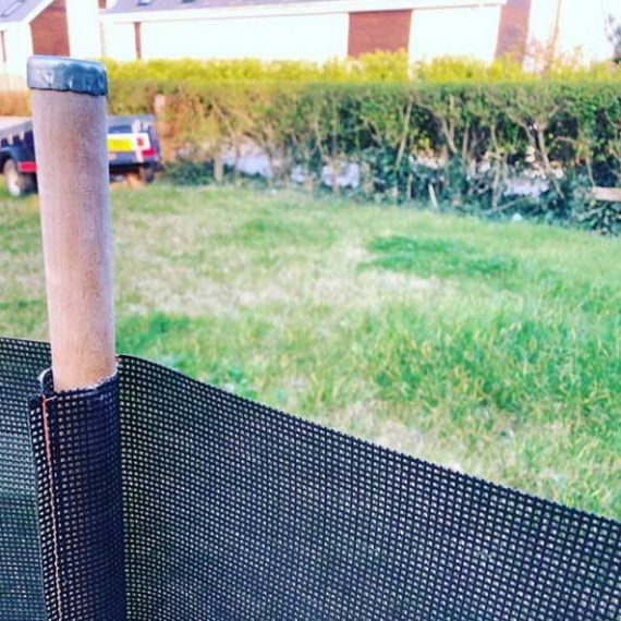 Windbreak Poles - Cornish Windbreaks